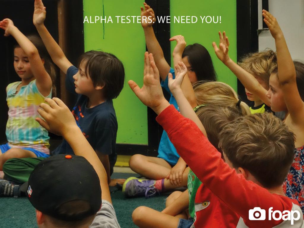 Foap Alpha Tests