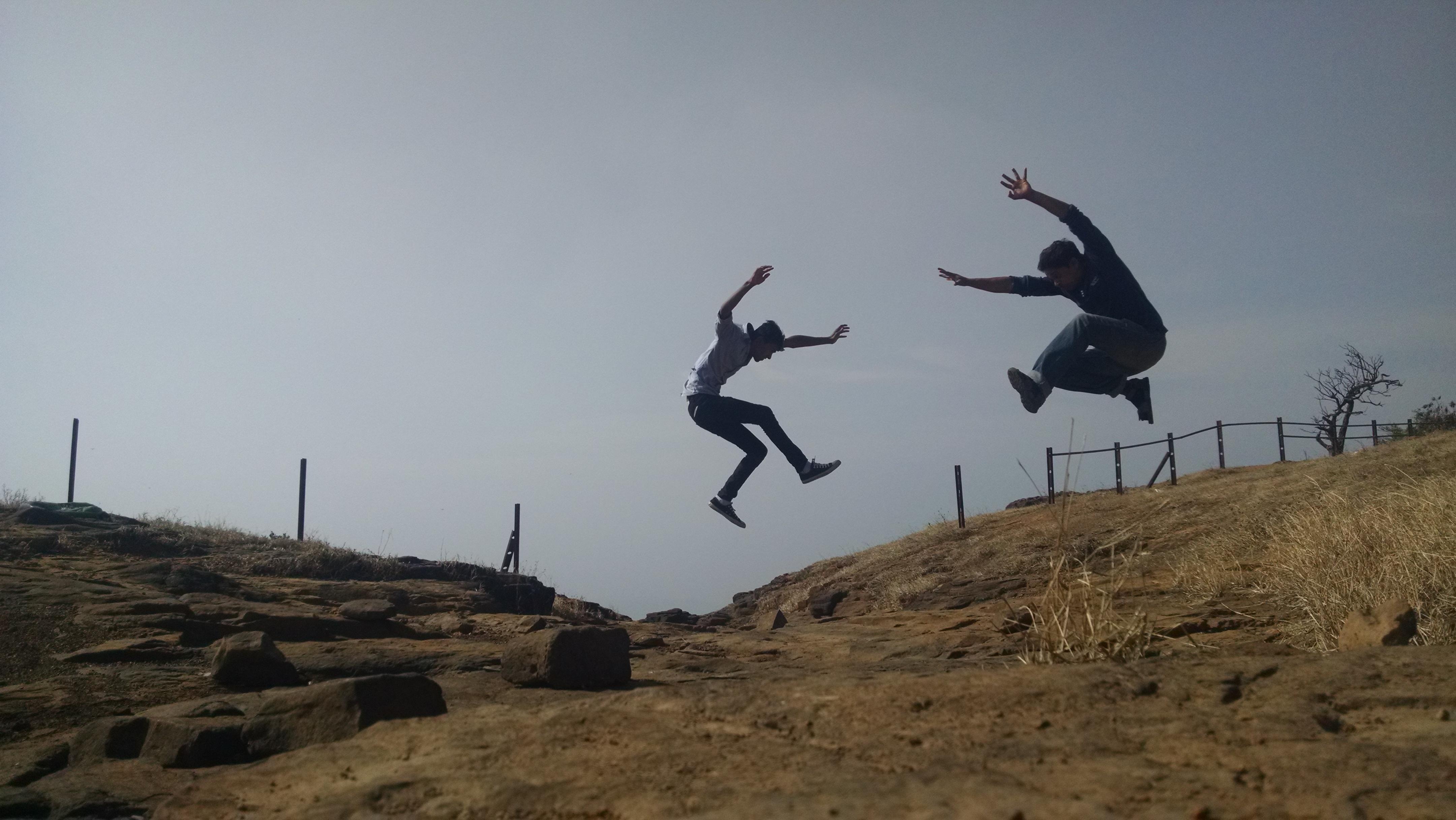 Foap-Jump