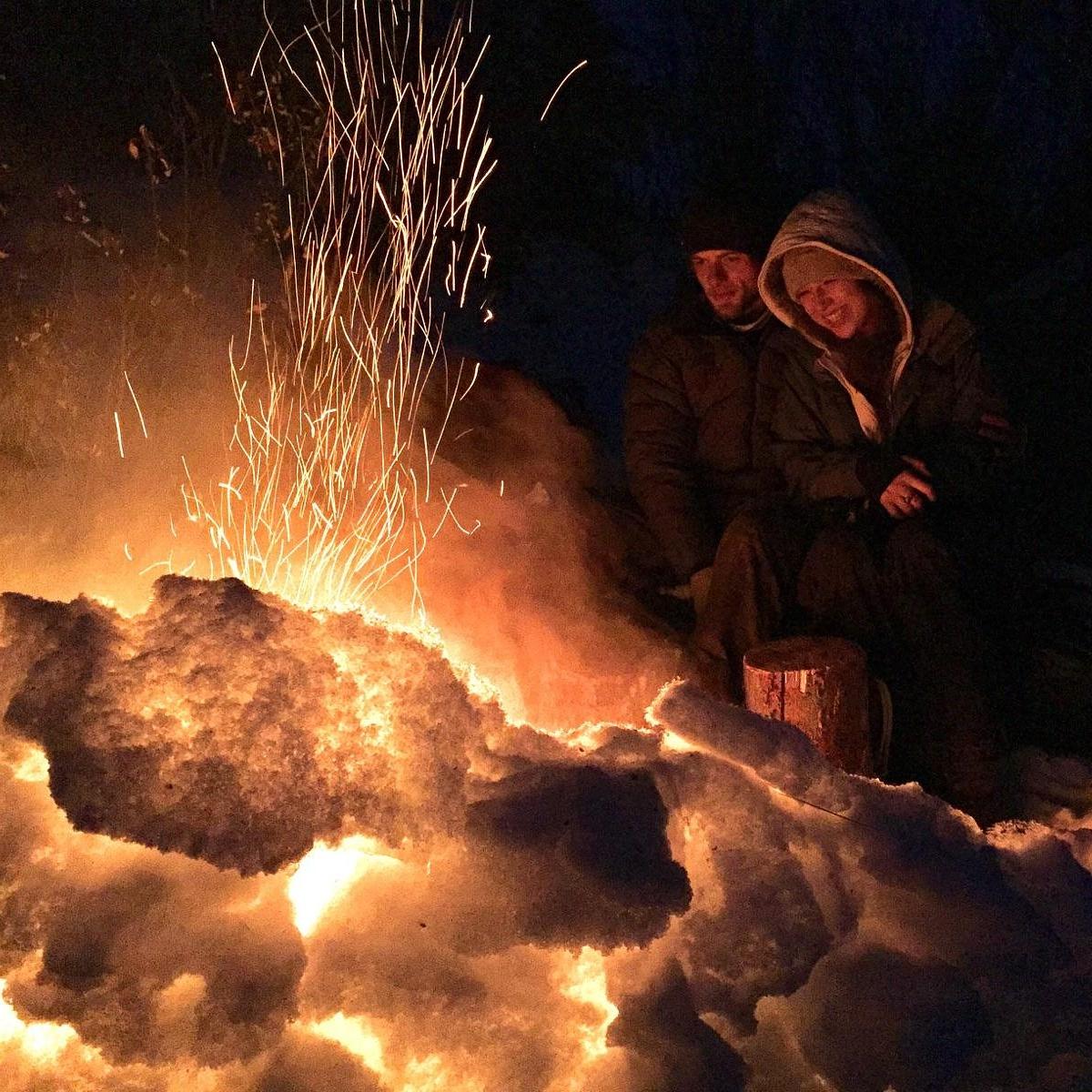 Foap-Staying_Warm