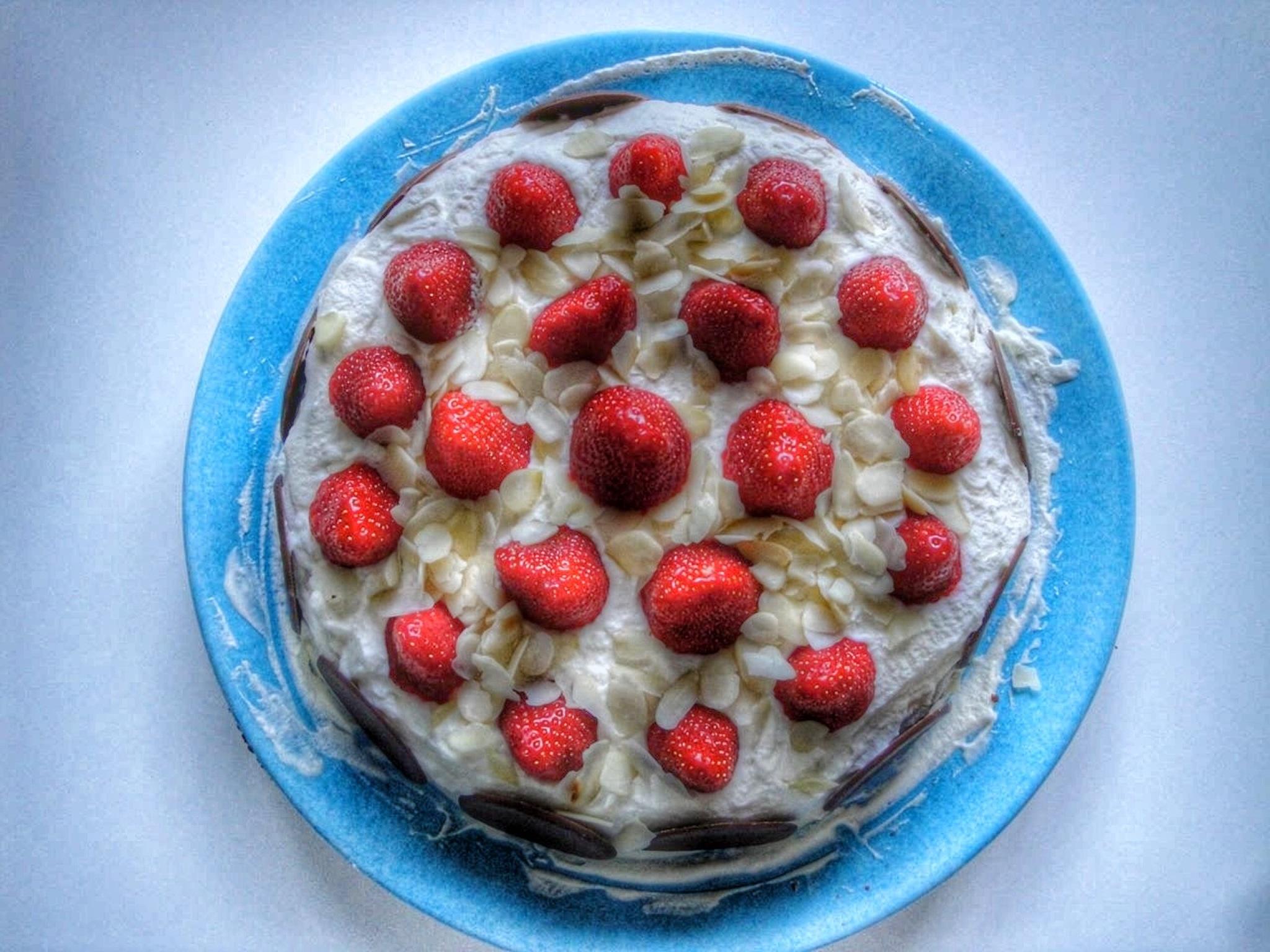 Foap-Strawberrycake