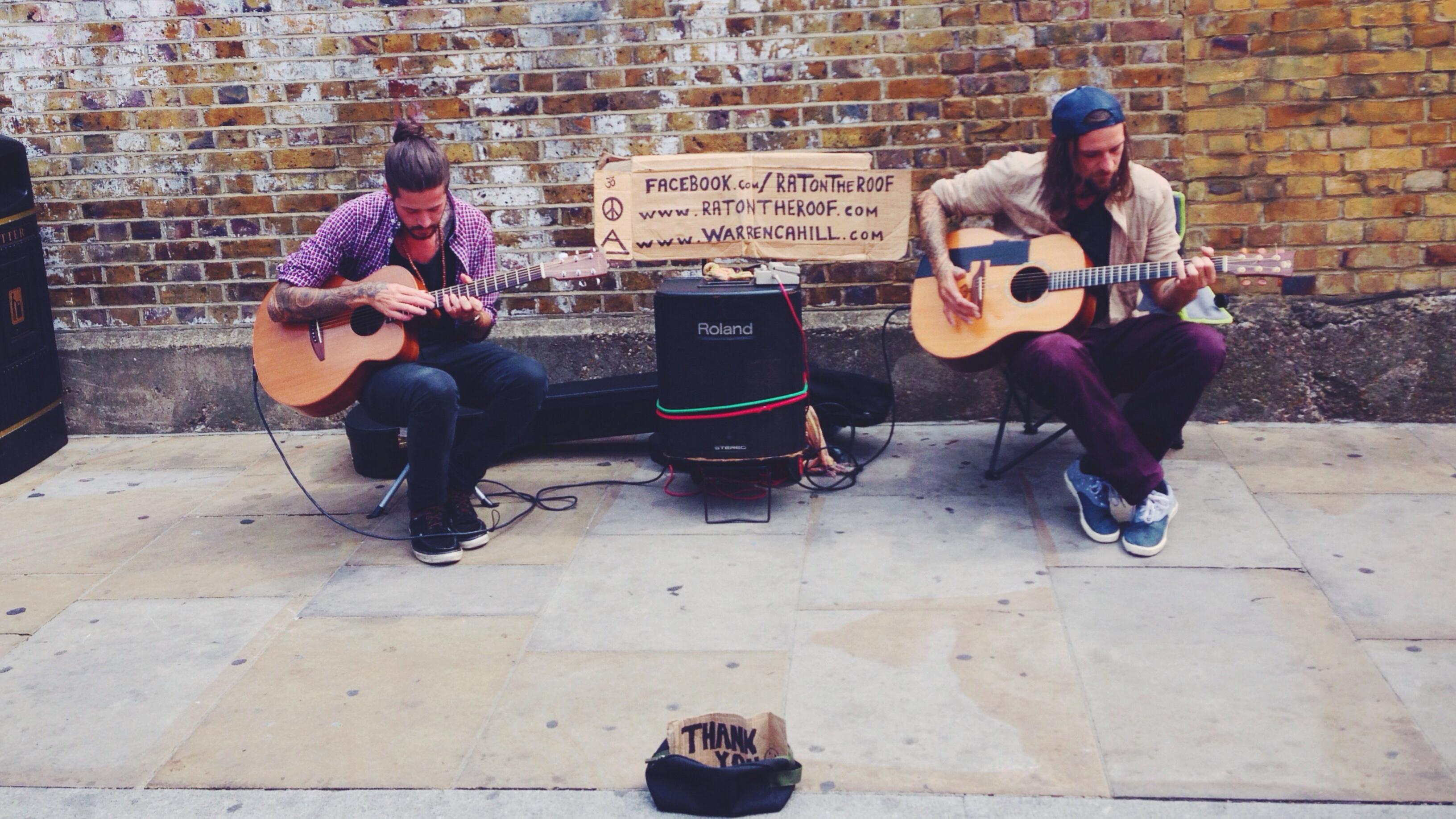 Foap-Street_music_band