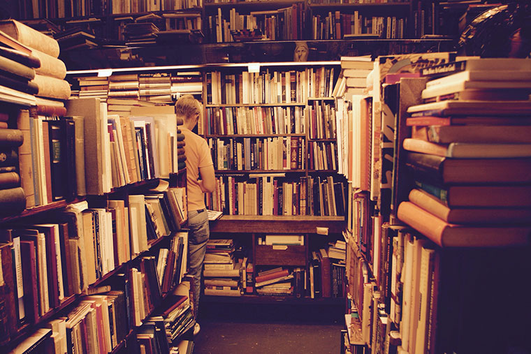 Foap-Bookstore