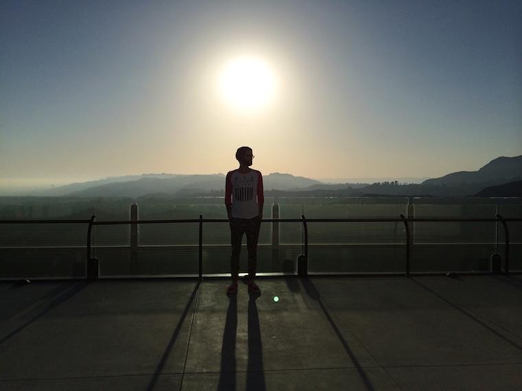 Foap-Man_at_Sunset