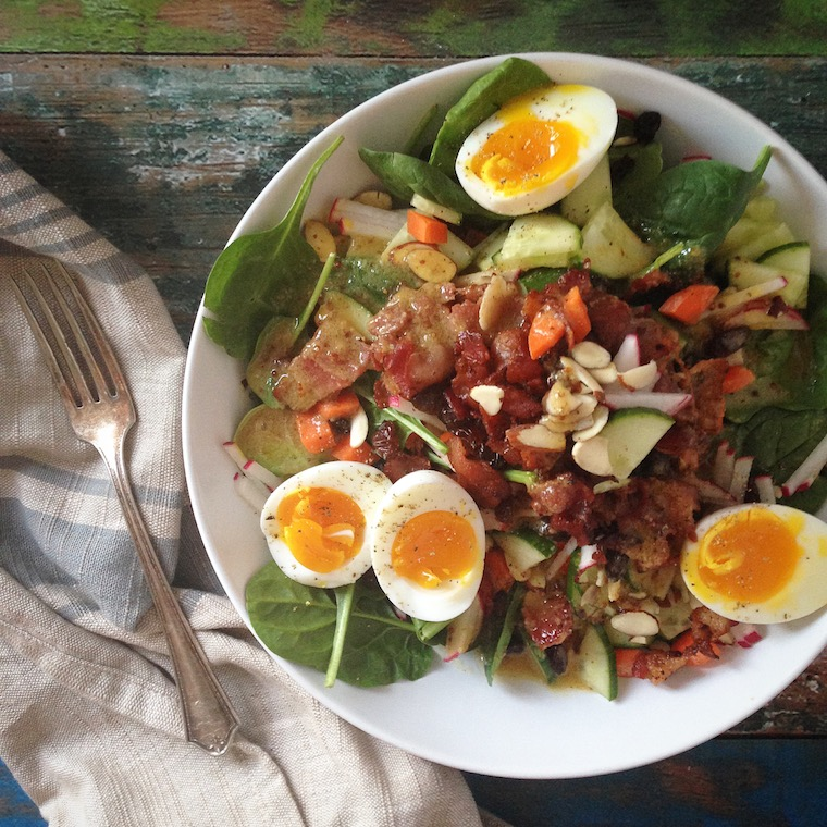 Foap-Bacon_and_Egg_Salad