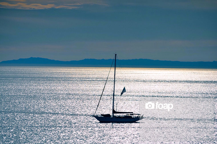 Foap-Sailing_at_sunset_