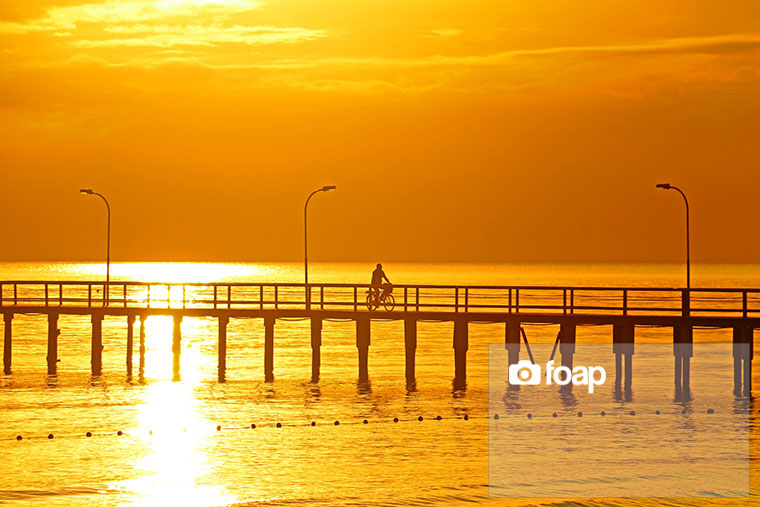 Foap-Sunrise_and_bicycle-2