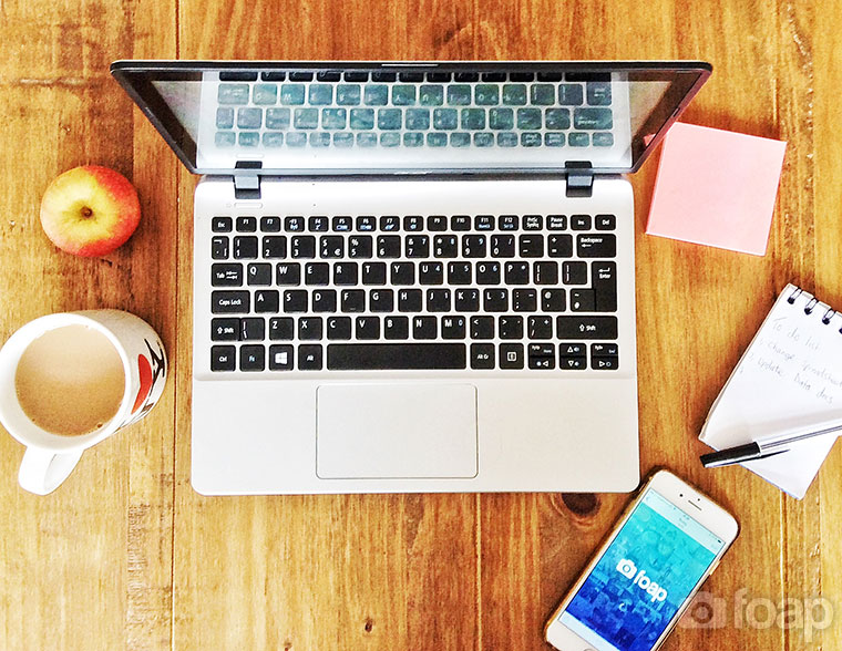 Foap-Everyday_desk