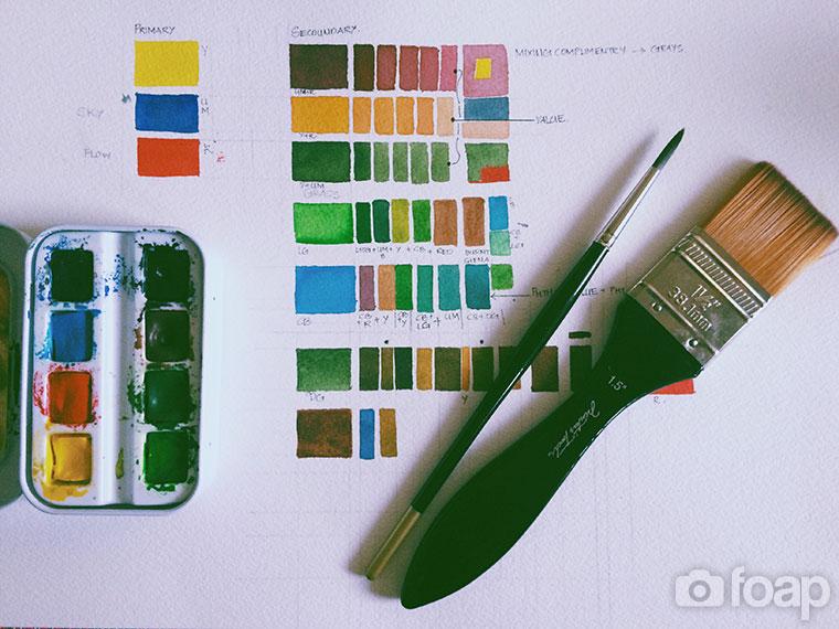 Foap-Hobby_desk
