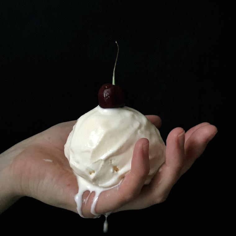 Foap-Melting ice cream