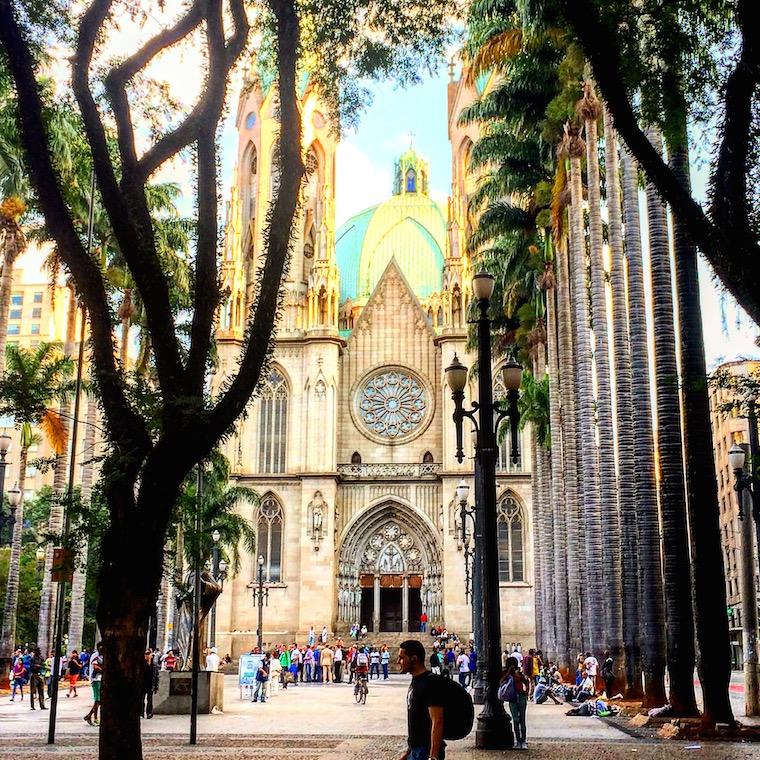 Se Sao Paulo Brazil