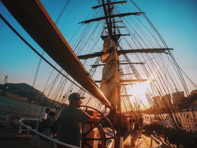 Boat Brazil