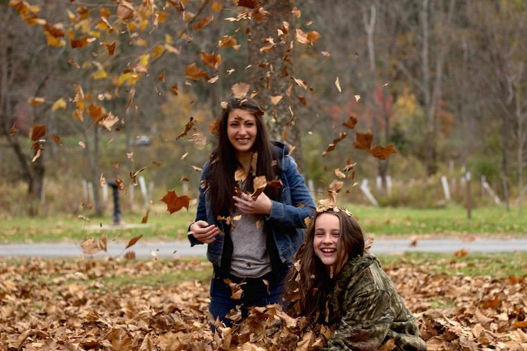Sisters Fall
