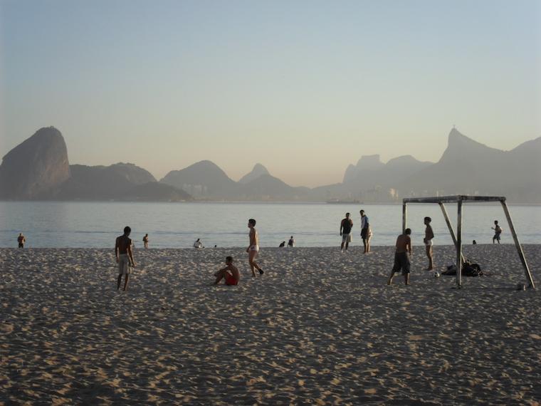Soccer in Rio