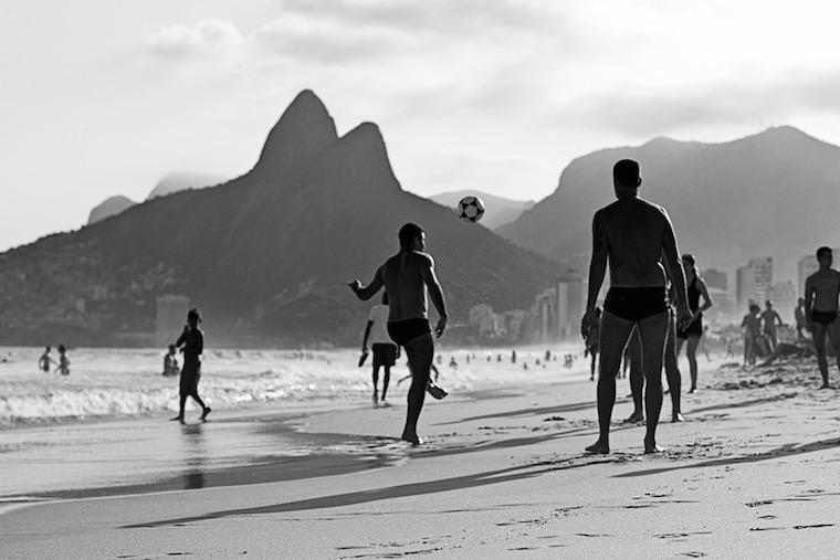 Football in Rio