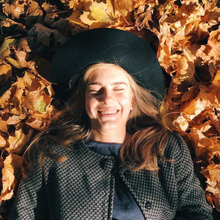 Fall Smile