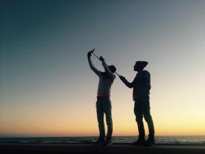 Foap-Selfie_sunset