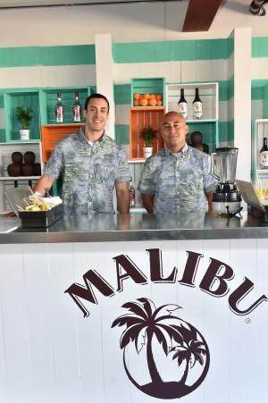 Malibu Rum Beach House Powered By Pandora Ft. Yeasayer