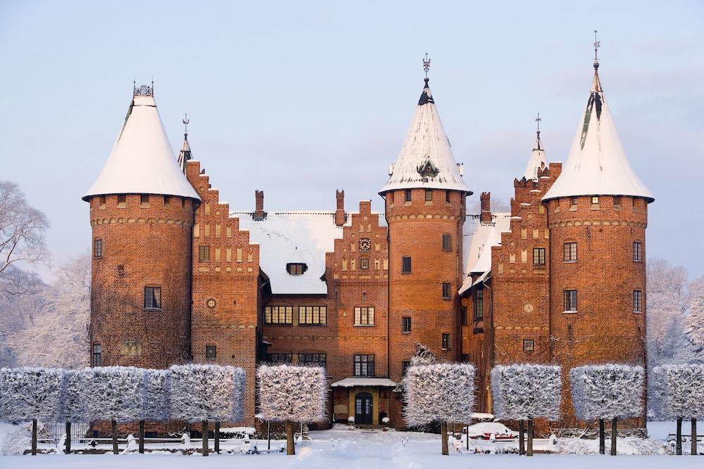 Trolleholms slott i Skåne