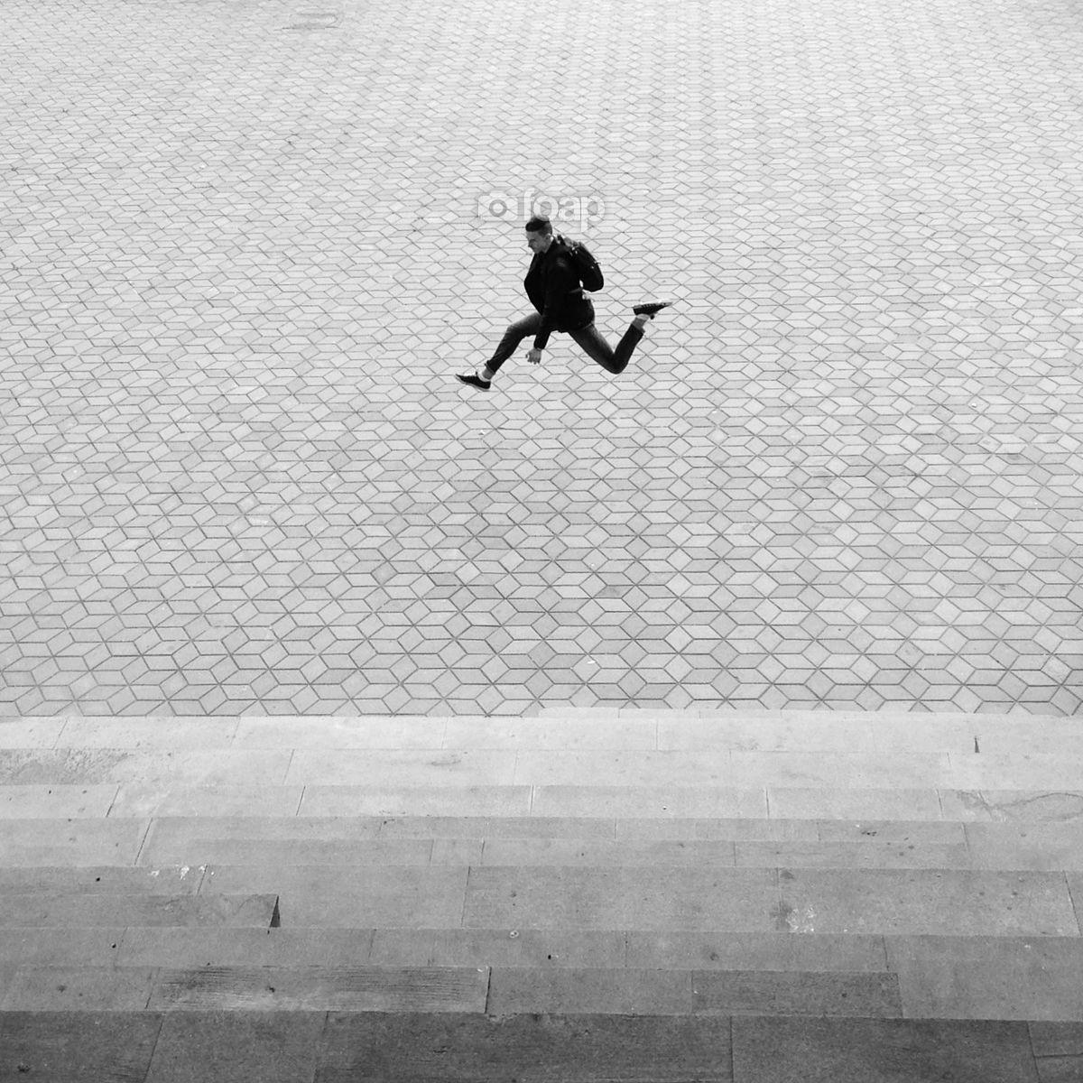 foap.com/market jumps, jumping, street photography